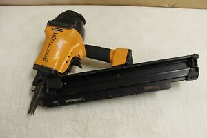 Bostitch F28ww Air Framing Nailer For Parts Or Repair 35331