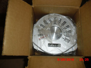 1966 Mercury Full Size Nos Speedometer C6my 17255 A One Year Only