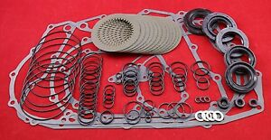 Honda Accord 4 Speed 2 Shaft Transmission Less Steels Rebuild Kit 1984 85