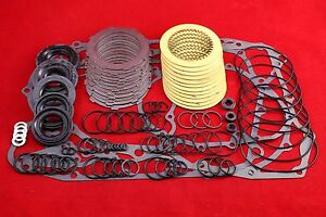 Honda Civic 4 Speed 2 Shaft Transmission Rebuild Kit 1986 87
