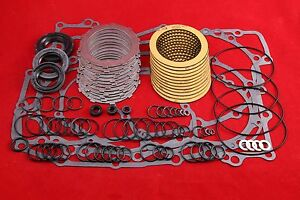 Honda Accord Prelude 4 Speed 2 Shaft Transmission Rebuild Kit 1985 89
