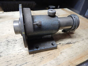 Yuasa 550 003 5c Collet Spin Index Jig Fixture Grinding Milling Machinist Tool