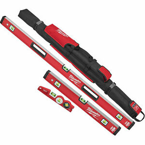 Milwaukee Mlbxc48 10 24 48 Redstick Level Starter Set