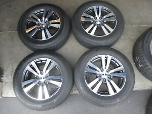 2016 2017 2018 Honda Pilot Factory 18 Wheels Tires Oem Rims 64088 Ridgeline
