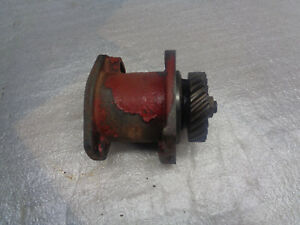 Farmall H Distributor Or Magneto Drive Housing