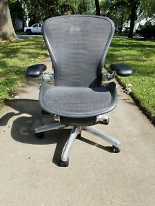 Hermann Miller Office Chair used