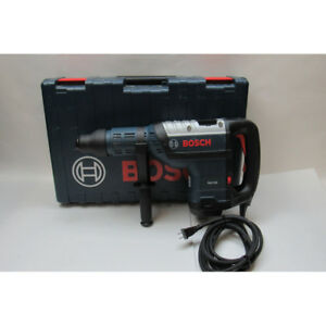 Bosch Rh745 13 5 Amp 1 3 4 In Corded Variable Speed Sds max Rotary Hammer Drill