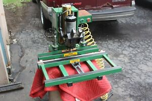 Grass America Hinge Press Boring Machine Single Phase Imperial