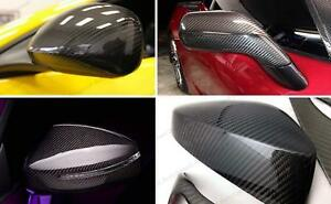 Color 7d Premium Super Gloss Carbon Fiber Vinyl Wrap Bubble Free Air Release 6d