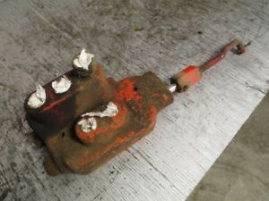 Allis Chalmers 180 185 Tractor Power Director High Low Hydraulic Valve