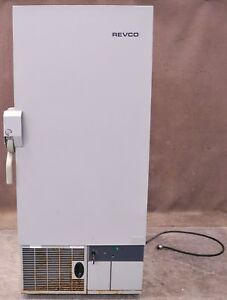Thermo Revco 13 4 Cu Ft Scientific Freezer 86c Model Ult1386 3 a37 Cryo Ultra
