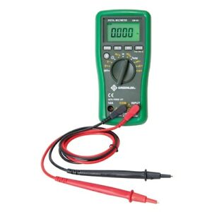 Greenlee Dm 65 Auto Ranging Multimeter