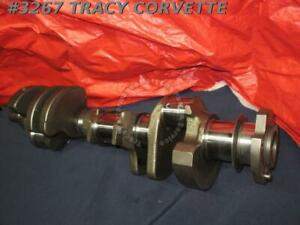 1968 1969 Chevrolet Crankshaft Big Journal 3941178 Forged 302 Z28 1178 040 040