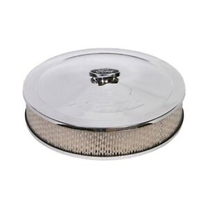 Air Cleaner 13 Ford Racing Chrome