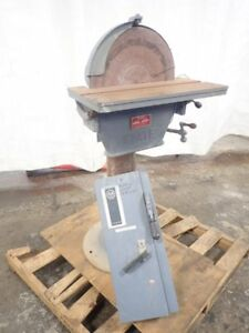 State D16 Disc Sander 16 Disc 9 X 22 Table 12092021824