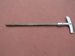 Vintage 1930 S Era Chrome Handle Original Rat Rod