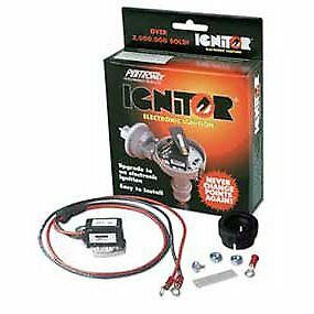 Pertronix Igniter Kit New Mark 10 Jaguar Xj6 Xj12 Xke Xj 3 8 340 420 Lu166a