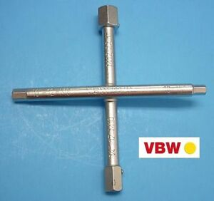 Vbw Germany Nos 199 500 Special Plumbing Sanitary Stud Wrench