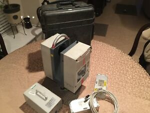 Leica Hds 6000 3d Laser Scanner W Accessories Pelican Case Working