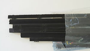 64 65 66 Plymouth Barracuda Top Cat Window Felt 8 Pc Cat Whiskers New