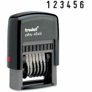 Gem Office Products Self inking Stamp 73998