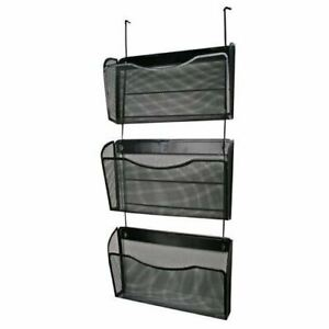 Rolodex Expressions Mesh 3 pack Hanging Wall File 21961