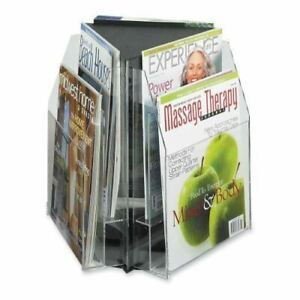 Safco Literature Magazine Sorter And Rack 5698cl
