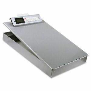 Saunders Redi rite Storage Clipboard With Calculator 11025