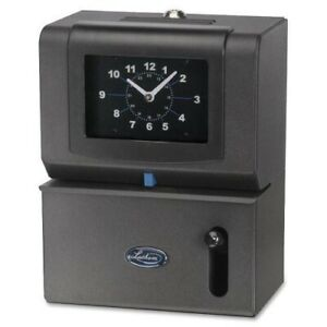Lathem Manual Front feed Time Recorder 2126
