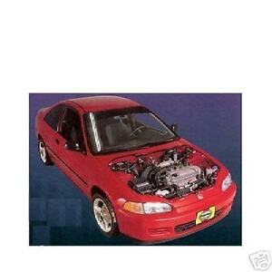 1992 2000 Honda Civic Engine Swap Engine Relacement Dvd