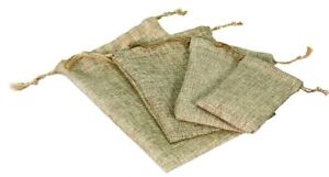 48pc Drawstring Bags For Jewelry Pouch Burlap Gift Bags Burlap Bags Assorted Bag