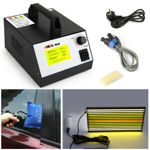 Ancel Pdr007 Paintless Dent Repair Tool Induction Heater led Reflector Pdr Light