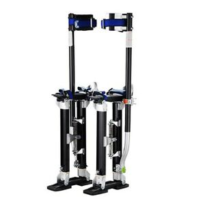 Professional 24 40 Black Drywall Stilts Tool To Install Sheetrock