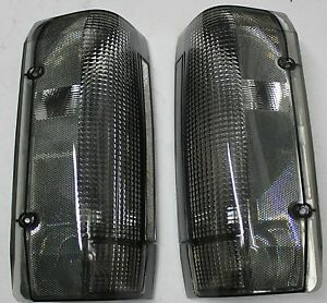 Ford Truck Bronco 8086 And 87 96 All Smoke Tail Lights 74s
