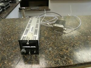 Mks Type 246 Power Supply Readout W Mks Mass Flow Controller 1159b W Tubes