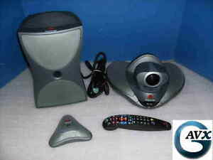 Polycom Vsx 7000 90d Wrnty Subwoofer Microphone Array Remote