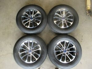 2017 Ford F150 Factory 18 Wheels Tires Oem Rims Expedition 265 60 18