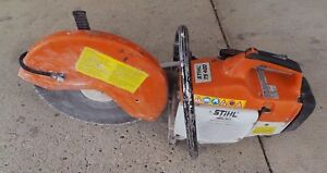 Stihl Ts400 12 Concrete Cut Off Demolition Saw 112142 1 jao Loc Eee4