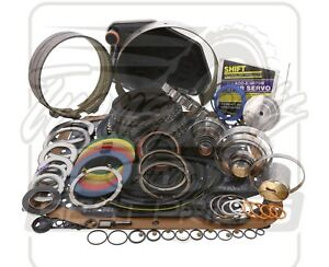 Ford 4r70w Transmission Raybestos Performance Gen 2 Deluxe L2 Rebuild Kit 96 03