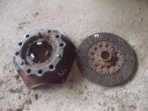 Oliver 77 Tractor Gas Engine Motor Clutch Pressure Plate Assembly