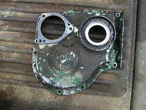 Oliver 88 Rowcrop Tractor Gas Engine Cover Panel Holder