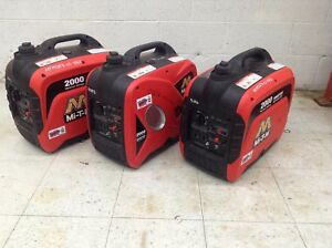 3 Pk Mi t m 2000 Watt Portable Generator Emergency Hurricane Power Inverter Home