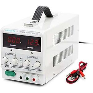 30v 5a Power Supply With Handle Variable Regulated Adjustable Linear Dc Lab Us