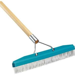 4575100 Commercial Grade 18 Carpet Rake Groomer