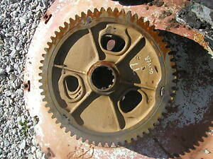 Oliver 77 Rowcrop Tractor Main Rearend Drive Bowl Gear