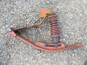 Allis Chalmers Wd 45 Wd45 Tractor Original Ac Ac Easy Rider Middle Seat Assembly