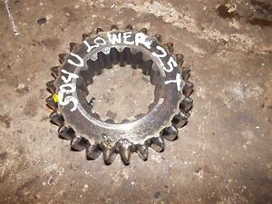 Farmall 504 Utility Ih Tractor Lower Transmission 25 Teeth Drive Gear