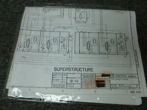 Grove Tts865b Superstructure Hydraulic Air System Schematic Diagram Manual