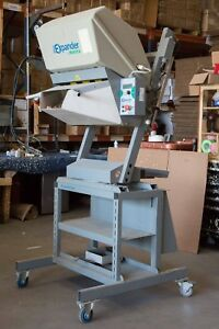 Expandos The Expander Packing Material Machine W Pallets Of Materials