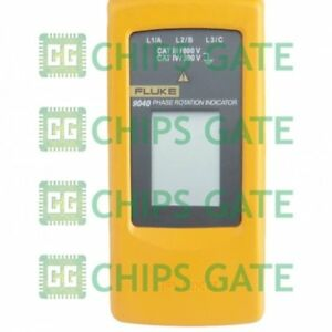 1pcs Fluke 9040 Digital Phase Rotation Indicator Tester Meters New F9040